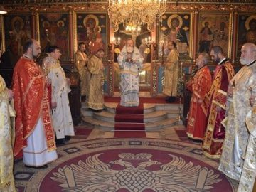Празникът на Свети Наум в Русе