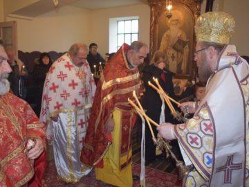 Русенският митрополит Наум посети Сливо поле