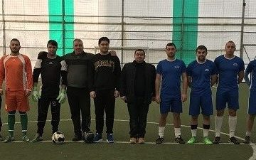 Футболна среща се състоя по инициатива на МДПС - Русе