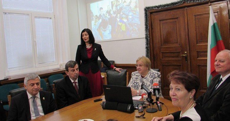 Ректорът проф. Велизара Пенчева: С колегите ми се гордеем, че Русенският университет продължи да се развива през 2017 година