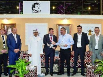 Партньорството с Al Bandari Motor Engineering Company отваря нови възможности за Приста Ойл Груп в Катар