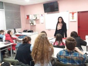 """В СУ """"Васил Левски"""" - Русе се проведе обучение на тема """"Интеркултурна толерантност – основа за единна Европа"""""""
