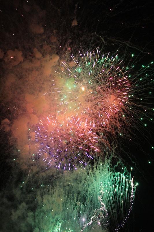фоейрверки нова година