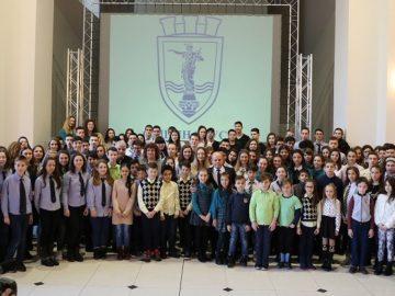 200 деца с изявени дарби от Община Русе