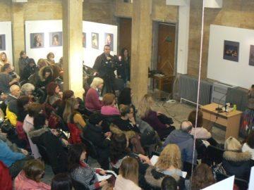 """Русенската премиера на новата книга на Мадлен Алгафари """"Пътят към сърцето"""""""
