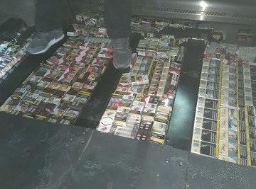 цигари контрабанда