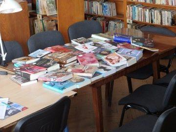 читателите на библиотеката в Ценово
