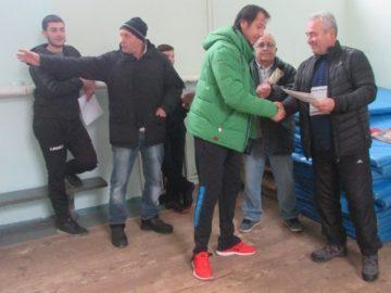 16 тенисисти си оспорваха наградния фонд на кмета на Ценово