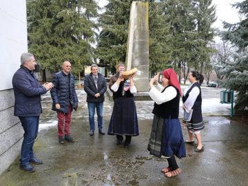 Народният представител Пламен Нунев откри обновен клуб в Босилковци