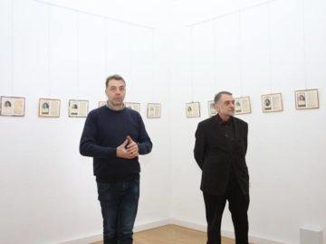"""В Историческия музей бе открита изложбата """"Руска портретна фотография от началото на ХХ век"""""""