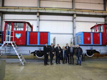 Експрес сервиз локомотиви