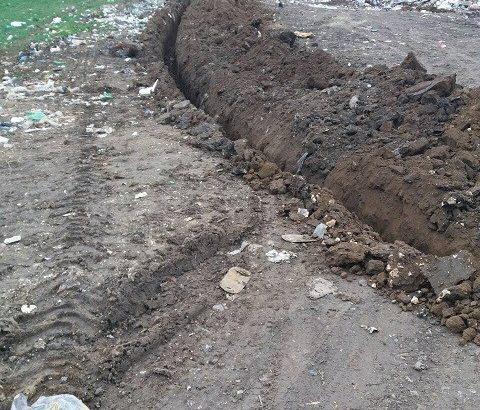 Ограничен е достъпът до общинските депа на Бяла и Две могили