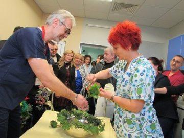 """Денят на родилната помощ бе честван днес в отделението по акушерство и неонатология към УМБАЛ """"Медика Русе"""""""