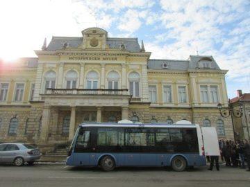 Чешки електробус