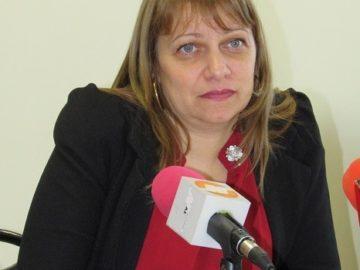 """началникът на отдел """"Активна политика на пазара на труда"""" в дирекция """"Бюро по труда"""" - Русе Калина Борисова"""