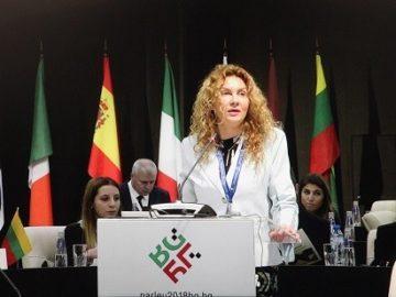 Зам.-министър Деница Николова: Намаляването на регионалните неравенства трябва да е основна политика на европейските макрорегионални стратегии