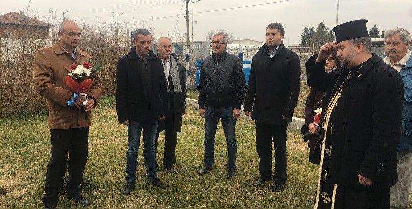 """""""Атака"""" показа на руския вицеконсул паметниците от руско-турската война в Бяла"""