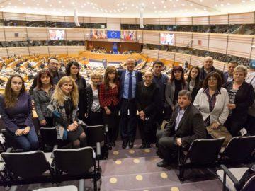 Андрей Новаков и Емил Радев се срещнаха с представители от Русенска област