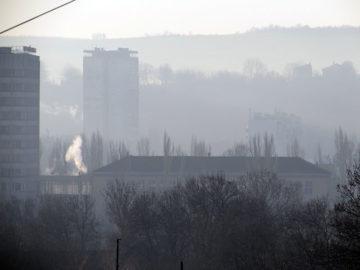 мръсен въздух пушеци горене на отпадъци