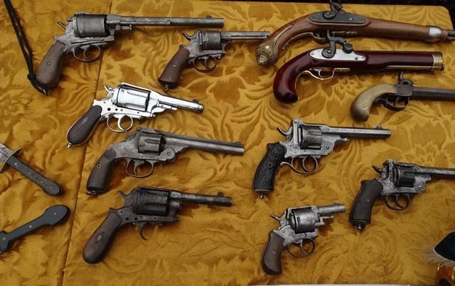 стари оръжия