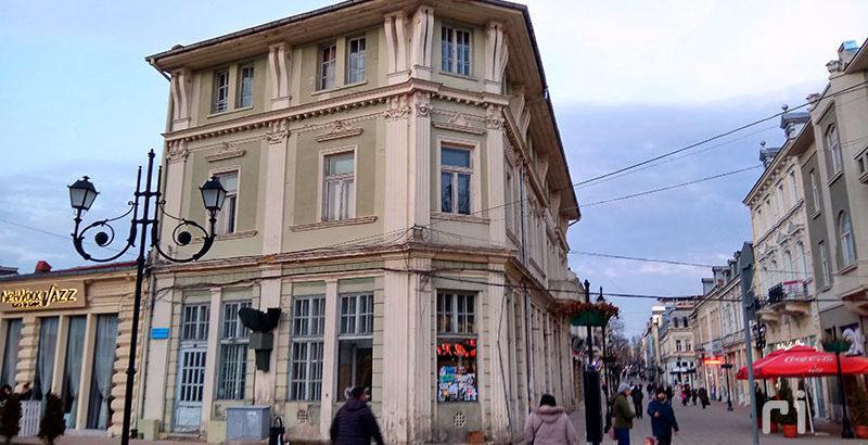 учителски дом русе александровска