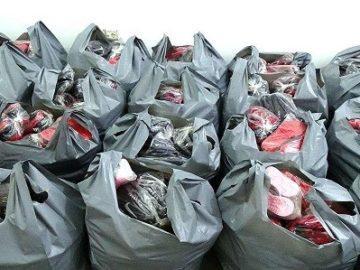Хиляди фалшиви дрехи, обувки, парфюми са задържани на Дунав мост 1