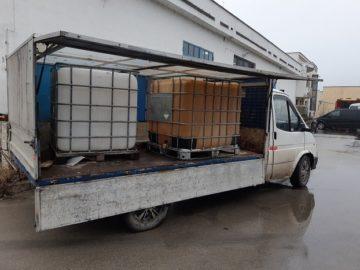 1 тон нелегално гориво задържаха русенските митничари