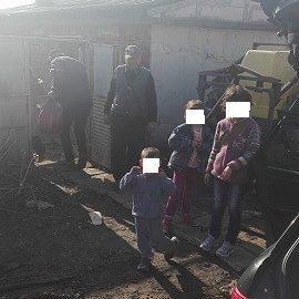 Жителите на Бъзън помогнаха на пострадалото при пожар семейство в Русе