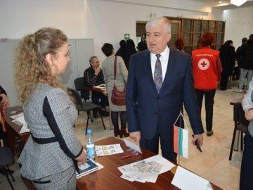 4 български фирми участваха в трудова борса в Гюргево