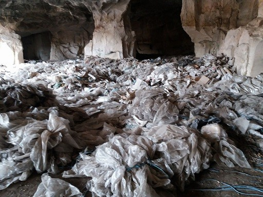 Проверен е сигнал за замърсени пещери на гъбозавода в Красен