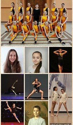 18 талантливи русенски деца от Freedom Dance Studio