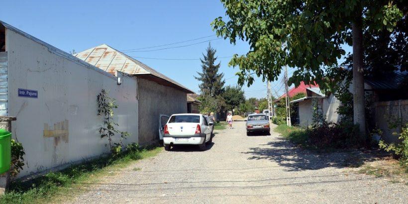 асфалтиране на десетки улици в Гюргево
