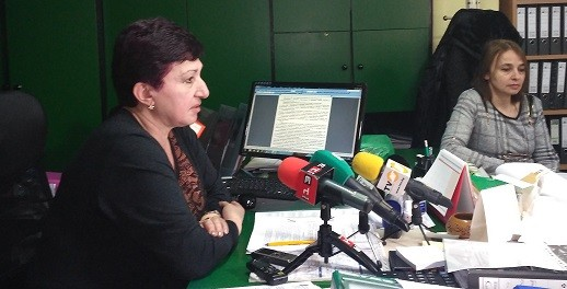 директорът на Регионалната здравна инспекция Русе д-р Маргарита Николов