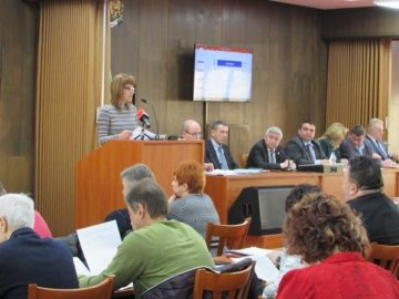 Общинските съветници приеха бюджета на Община Русе за 2018 година