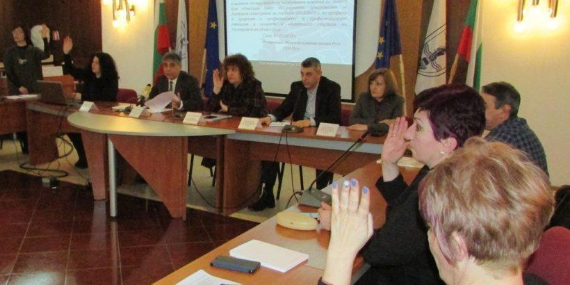 Съгласуван е държавният план-прием за учебната 2018/2019 г. за област Русе