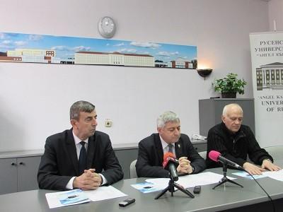 Белоев ректор Русенски университет
