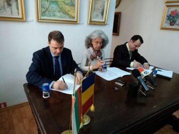 Музеите в Русе и Гюргево подписаха споразумение за сътрудничество