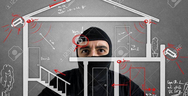 домашни кражби
