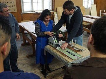 "Иновативни и практични инструменти представиха в ПГДВА ""Йосиф Вондрак"""