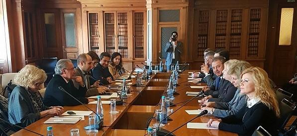 Народният представител Светлана Ангелова сподели опит в социалната политика с колегите си от Португалия