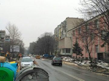 улица чипровци