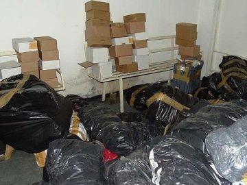 2902 фалшиви парфюма, облекла и обувки задържаха само за ден на Дунав мост 1