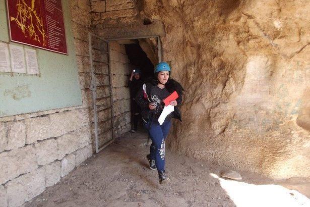 състезание по пещерно ориентиране