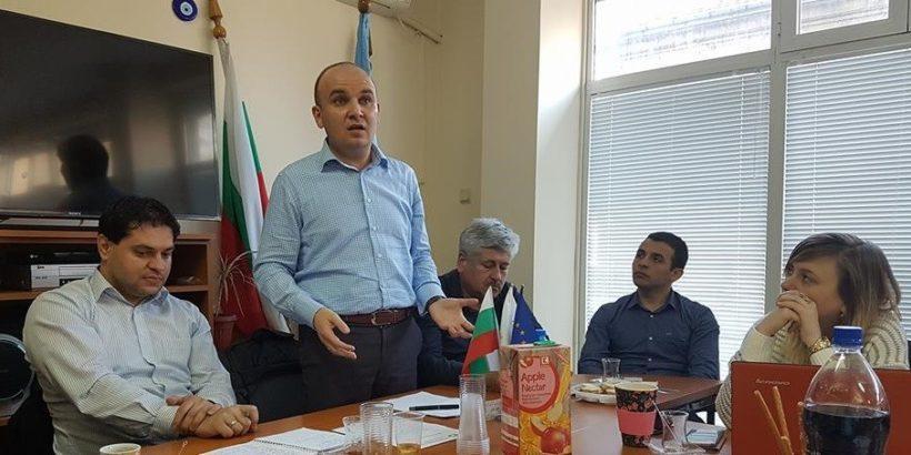 Разширен областен съвет на МДПС се проведе в Русе