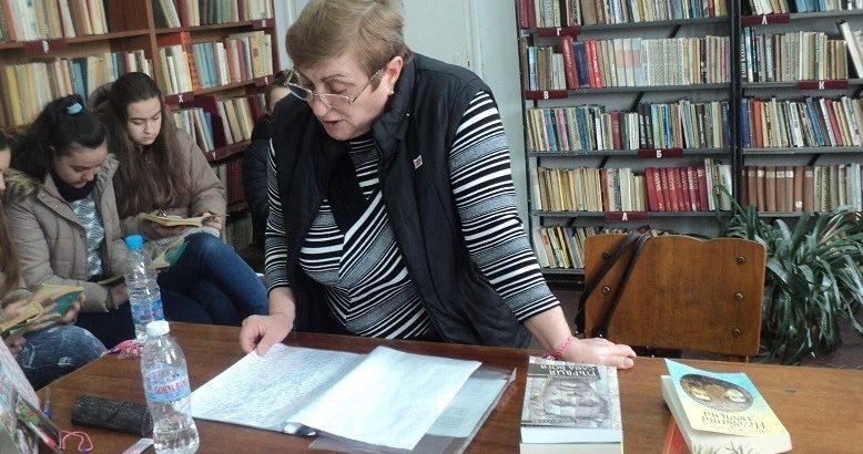 писателката Неда Антонова