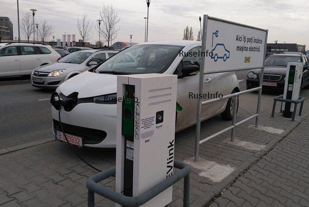 станция за зареждане на електроавтомобили