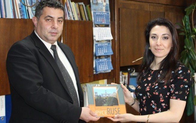 Областният управител прие посланика на Азербайджан у нас