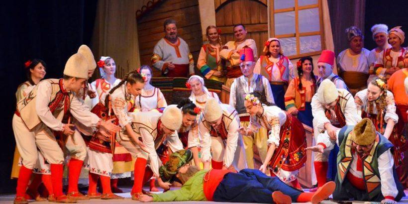 операта луд гидия