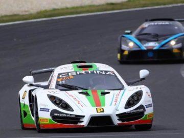 Иван Влъчков зад волана на Sin R1 GT4 ще се състезава в европейските GT4 серии