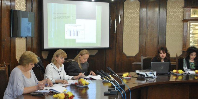 Балансови комисии оцениха финансово-икономическите резултати на общинските еднолични търговски дружества за 2017 г. в Русе